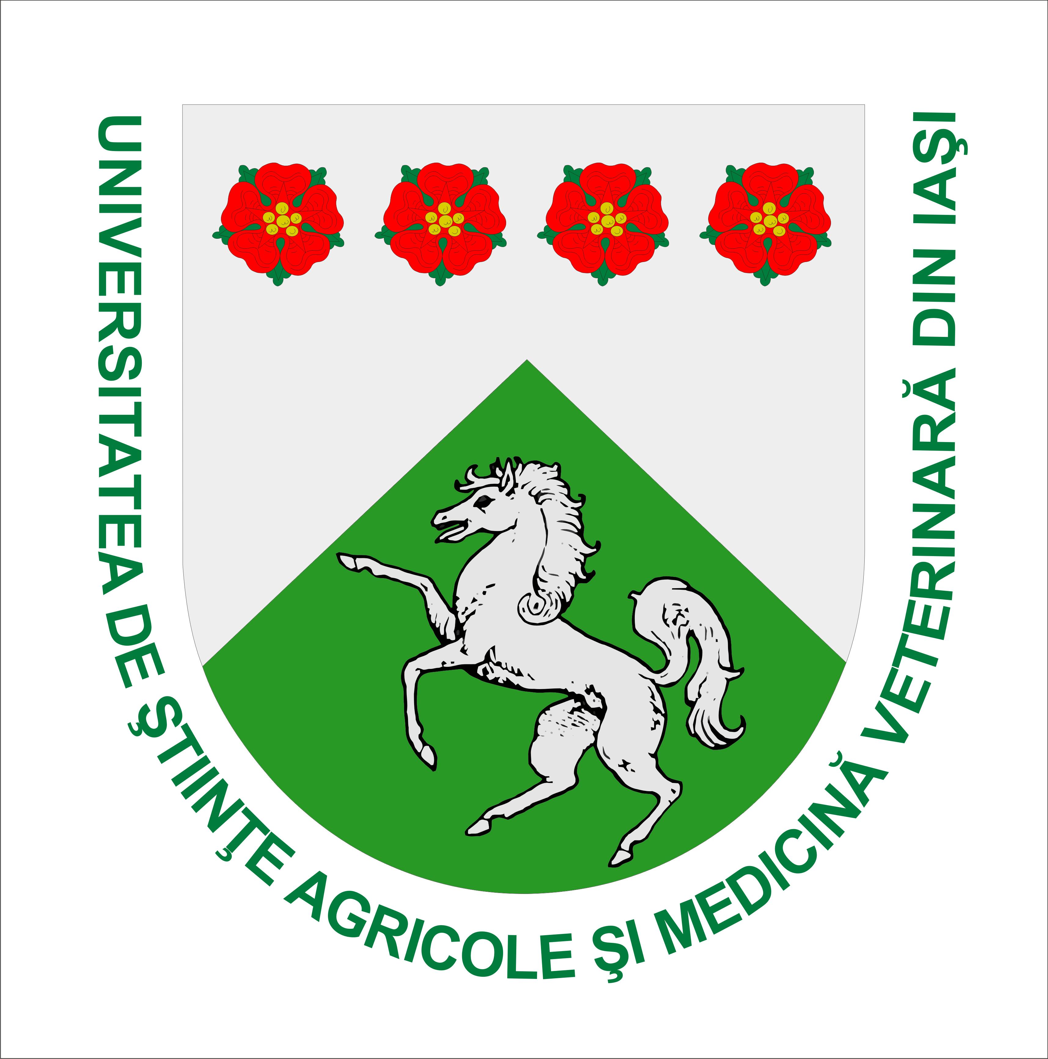 """Universitatea de Științe Agricole și Medicină Veterinară """"Ion Ionescu de la Brad"""" Iași"""